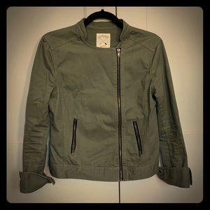 LA hearts spring jacket